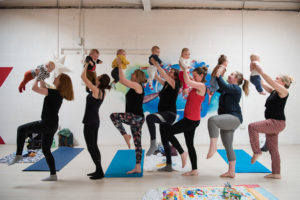 Mother and Baby Post-Natal Pilates @ Physical Health Personal Training | Scotland | United Kingdom